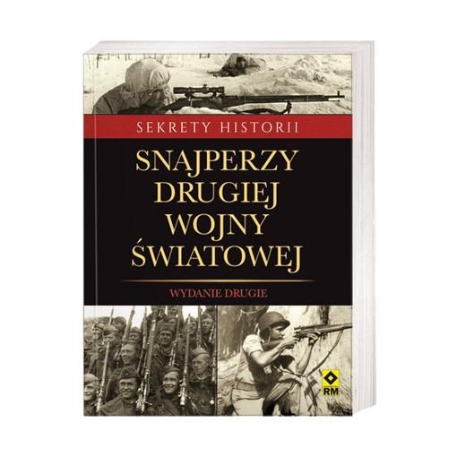 Snajperzy drugiej wojny światowej : Książka