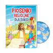 Piosenki religijne dla dzieci. Książka z płytą CD