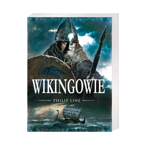 Wikingowie. Wojownicy Północy - Philip Line : Książka