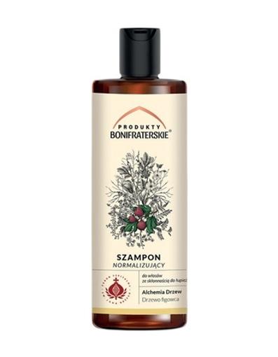 Szampon normalizujący. Kosmetyk, 200 ml : Preparaty ziołowe